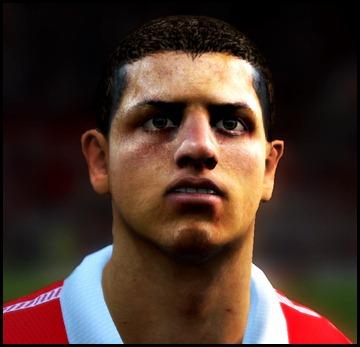 Javier_Hernandez_Face