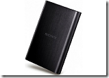 Amazon: Buy Sony HD-E1/BC 2.5 inch 1 TB External Hard Disk (Black) at Rs. 3800