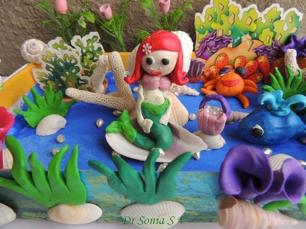 Ocean Diorama 6