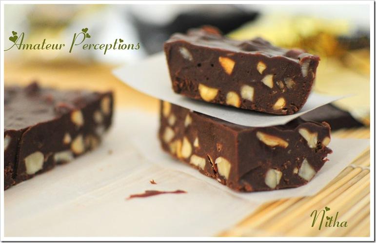 Chocolate Fudge 8