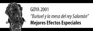 Goya 2001