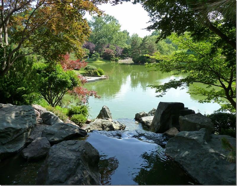 Botanic Garden in St Louis MO