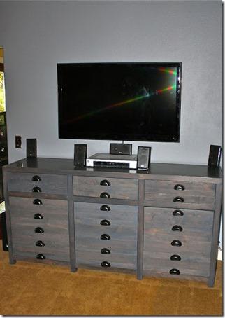 diy printer cabinet