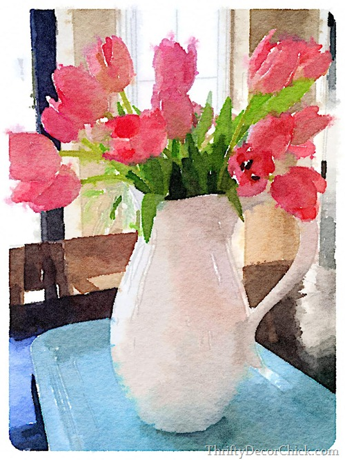 Waterlogue app