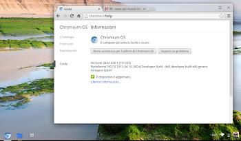 Chromium OS X86 su Dell Inspiron