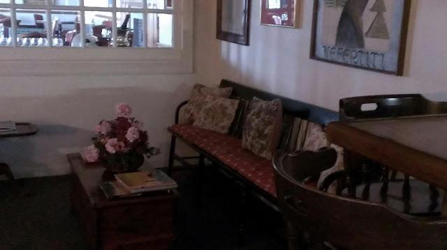 Wilcox Tavern furniture