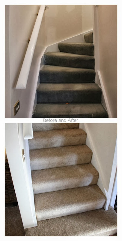 Reno stairs collage