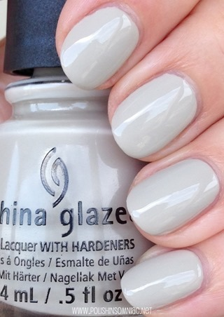 China Glaze Five Rules (The Giver Collection)