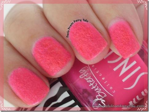 pink flocking powder 3