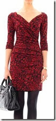 DvF Bentley Printed Jersey Dress