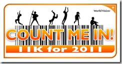 count me in 2011 world vision