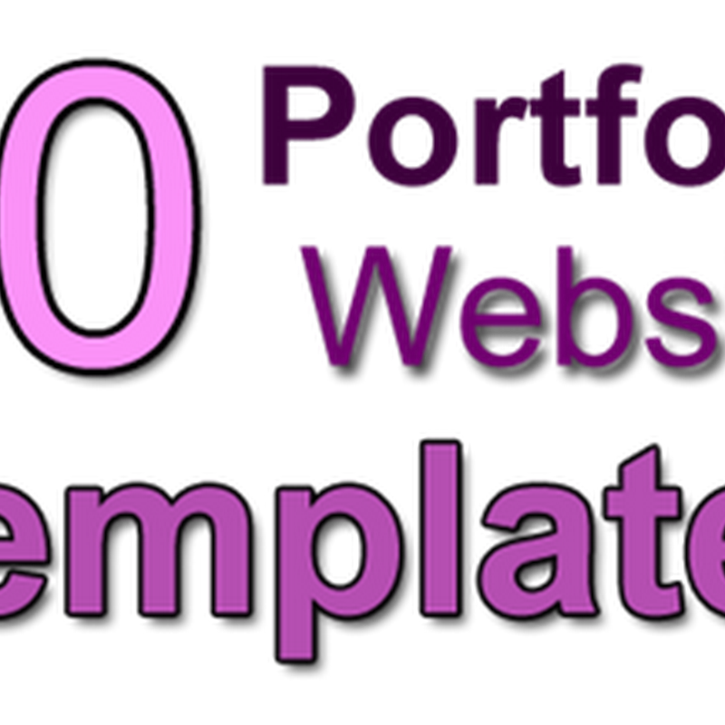 Portfolio Templates to Build a Website with Wix