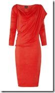 Vivienne Westwood Anglomania Toga Dress
