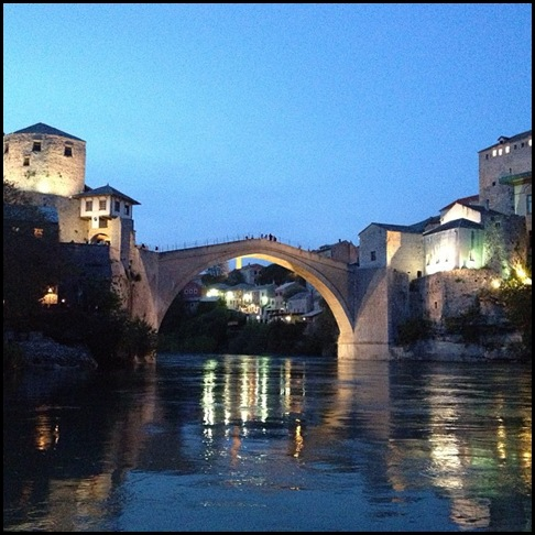 The Most Beautiful Town in the World, Mostar