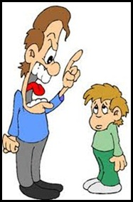 pai briga com o filho