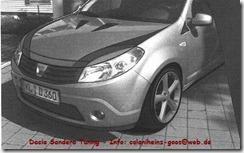 Dacia Sandero Tuning 03