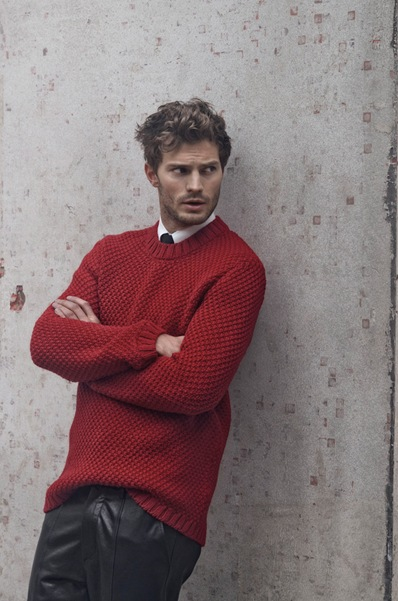 Jamie Dornan for Hugo by Hugo Boss, F/W 2011-12