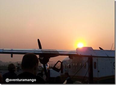 Aeroporto de Kathmandu