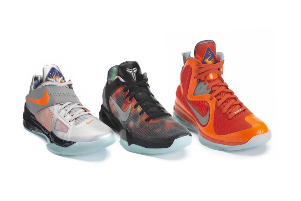 Nike Basketball Introduces 2012 AllStar Game Shoe for LeBron James