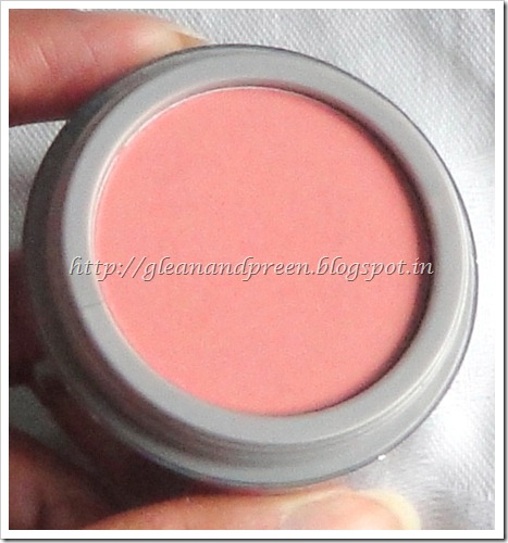 Jordana Blush Touch of Pink Shade