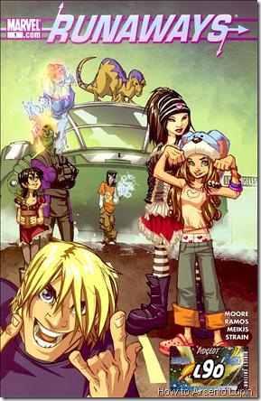 P00001 - Runaways v3 #1