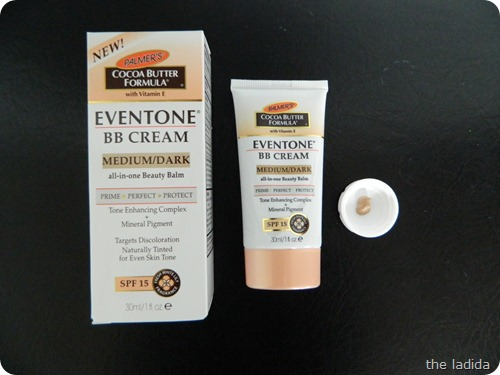 Palmer's Eventone BB Cream Medium Dark (2)