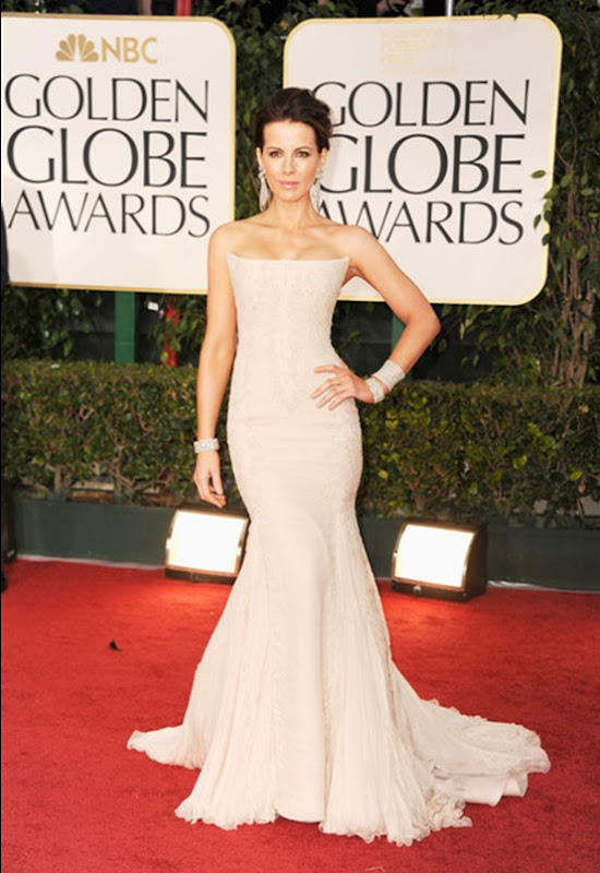 Kate Beckinsale in Roberto Cavalli