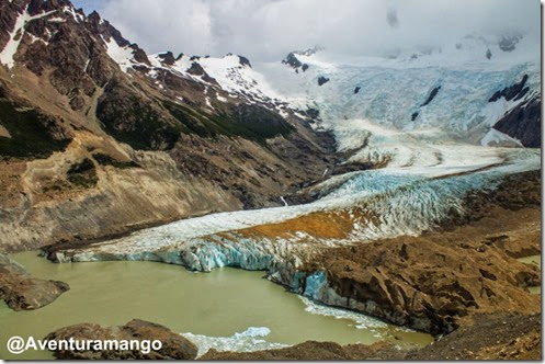 Glaciar, El Chaltén, Argentina 2