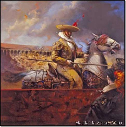 picador de Vicente Arnás