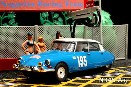 Citroen DS 21 #195 R. Monte