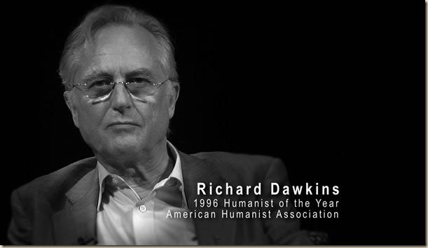dawkins humanista ateismo cristianismo