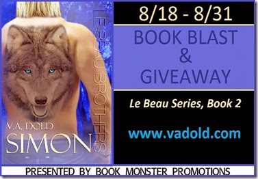 TOUR BUTTON - VA Dold - SIMON - BookBlast