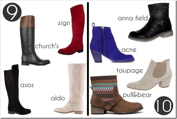 Zapatos basicos necesarios mujer 05