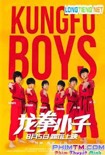 Tiểu Anh Hùng - Kung Fu Boys Tập 1080p Full HD