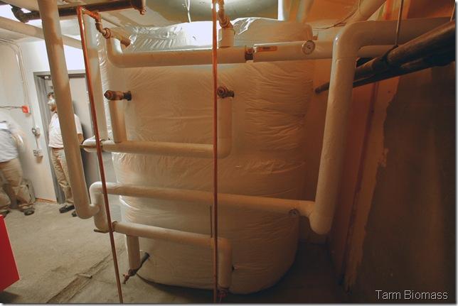 Froling P4 Thermal Storage Tank