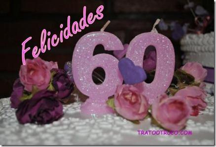 FELIZ 60 CUMPLEAÑOS 56  1 1