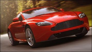 2012 Aston Martin Vantage