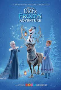 Frozen: Chuyến Phiêu Lưu Của Olaf - Olaf's Frozen Adventure