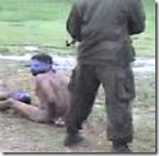 Tamil execution war crime