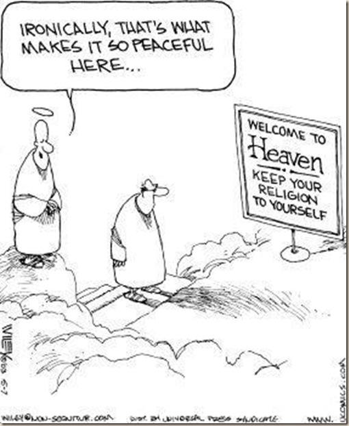 heaven paradise atheism god bible jesus humor (28)