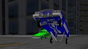 Screenshot of Lowrider Car Game Deluxe