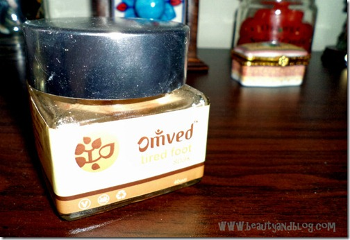 Omved Tired Foot Soak Review