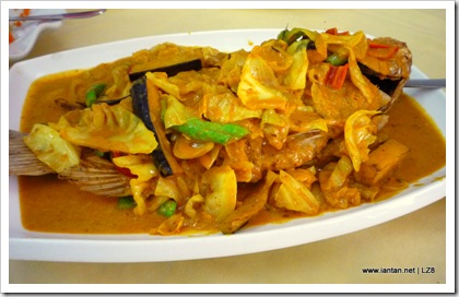 Curry Tilapia