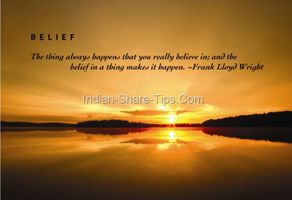 Worldwide traders and investors havetrust, faith and belief on Indian-Share-Tips.Com