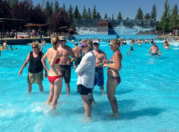 Boulder Beach Water Park at Silverwood