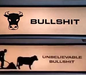 bullshit alert