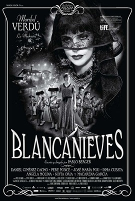 Poster Blancanieves