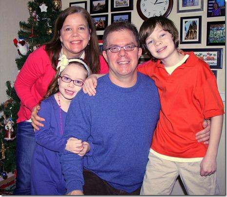 Christmas Family 2011