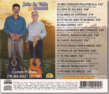 Contracapa (2003)