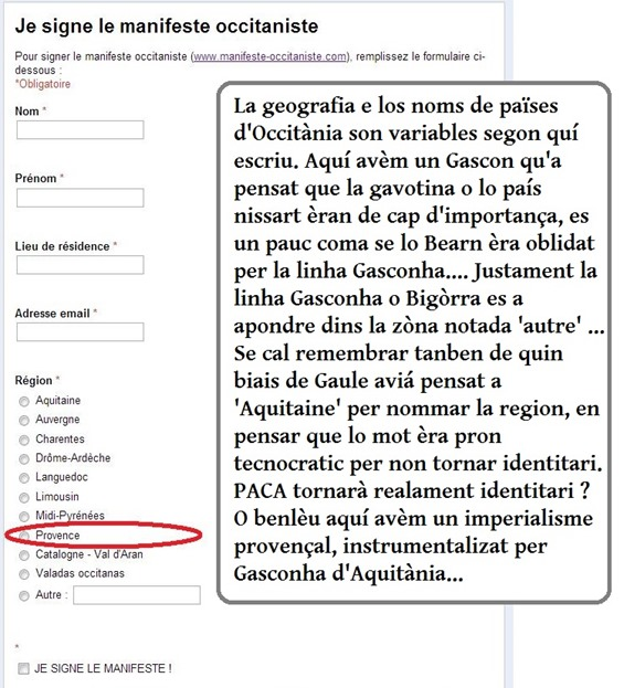 Estonament occitanista